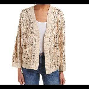 Endless Rose Sequined Cardigan